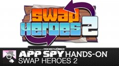 Hands-on with Swap Heroes 2, the SNES JRPG-inspired action puzzler