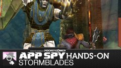 Hands-on with Stormblades, the action-heavy swipe-em-up from Kiloo and Emerald City Games