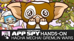 Hands-on with Hacha Mecha! Gremlin Wars, the Japan-only Gremlins game you'll probably never play