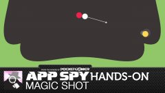 Hands-on with Magic Shot, the stripped-back game of trick shots and Billiards