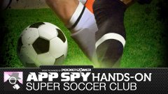 Hands-on with Super Soccer Club, Chillingo's new free-to-play footie management title