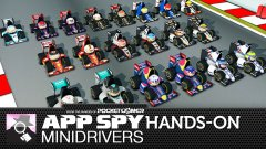 Hands-on with MiniDrivers, an intriguing but flawed blend of Formula 1 and kart racer