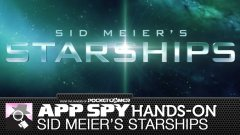 Hands-on with Sid Meier's Starships, where Civ meets space