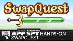 Hands-on with SwapQuest, where Pipe Mania meets JRPG