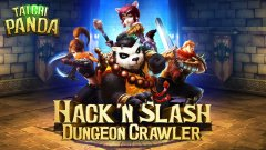 Hack 'n' slash RPG Taichi Panda has co-launched on iOS and Android today
