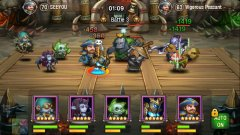 Allstar Heroes is a collect 'em up online RPG coming soon to iOS and Android