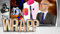 The Wrapp - Crossy Road goes British, DuckTales: Remastered goes mobile