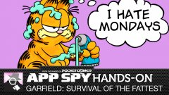 Hands-on with Garfield: Survival of the Fattest, where it's even easier to hate Mondays