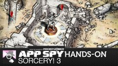 Hands-on with Sorcery! 3, Steve Jackson and Inkle's latest gamebook