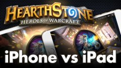 Does Hearthstone work on iPhone? Check out our comparison video to find out