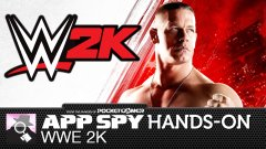 Hands-on with WWE 2K, the irish whipping, clotheslining wrestling sim