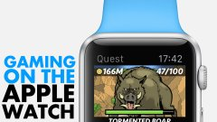 Gaming on the Apple Watch - our first impressions