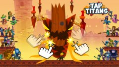 Cheetah Mobile has republished Tap Titans on Google Play