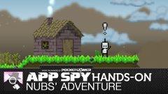 Hands-on with Nubs' Adventure, the astoundingly beautiful pixel art platforming adventure