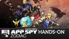 Hands-on with Zodiac, the gorgeous hand-drawn pseudo-JRPG hitting iOS and Vita later this year