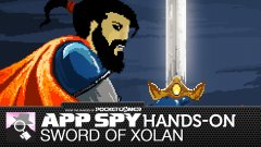 Hands-on with Sword of Xolan, a pixel-perfect looking platformer with Castlevania-esque exploration elements