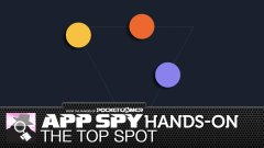 Hands-on with The Top Spot, the spotty new puzzler from Chillingo