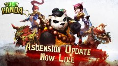 The second Taichi Panda expansion, the Ascension Update, is out now courtesy of Snail Games