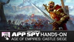 Hands-on with Age of Empires: Castle Siege, in which we partake in battles from history