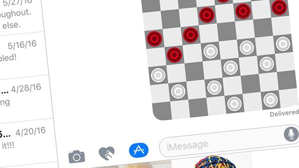 iMessage's secret hidden games | iPhone & iPad Game Reviews