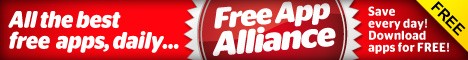 Free App Alliance Banner
