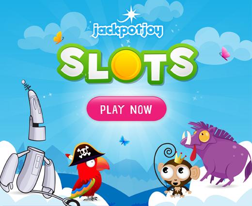 JackpotJoy Slots - Free Slots Games