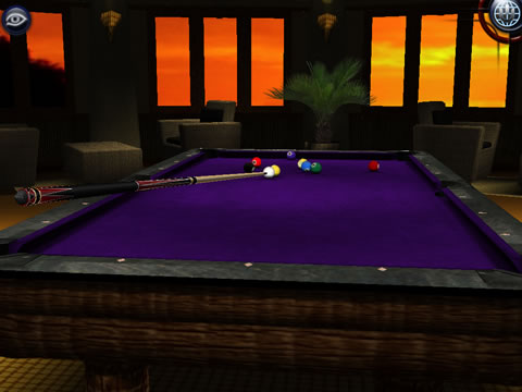 Namco announces their first ipad titles iphone ipad for Namco pools