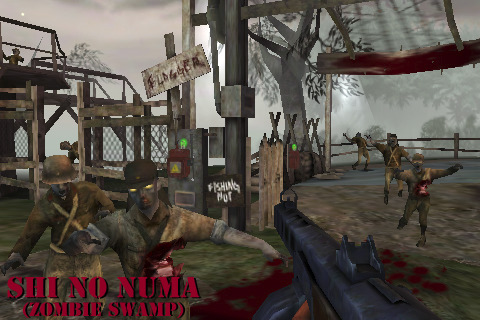 Call of Duty: World at War Zombies II Now Out | iPhone & iPad Game ...
